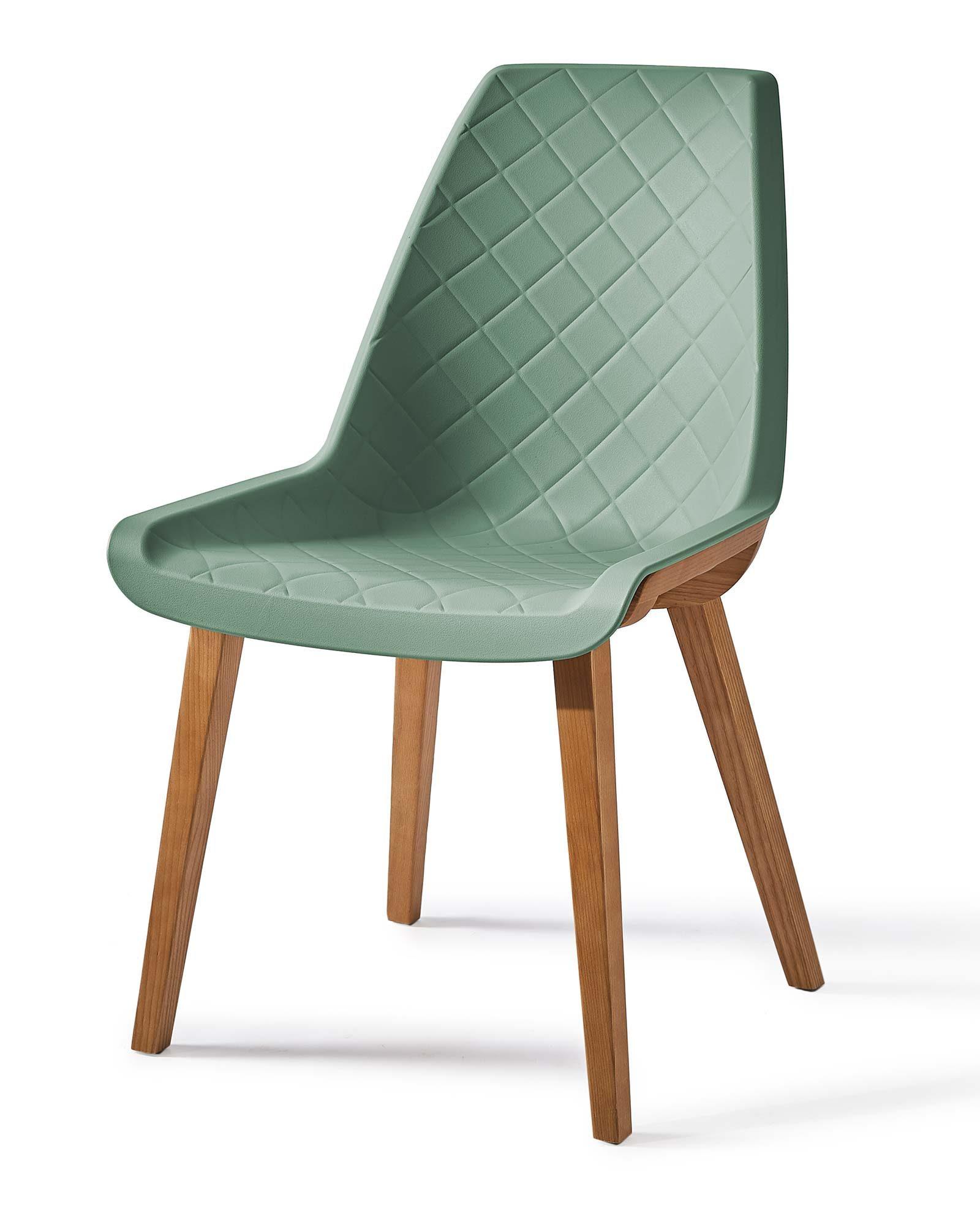 Riviera Maison dining chair Amsterdam City Green 4321003 1