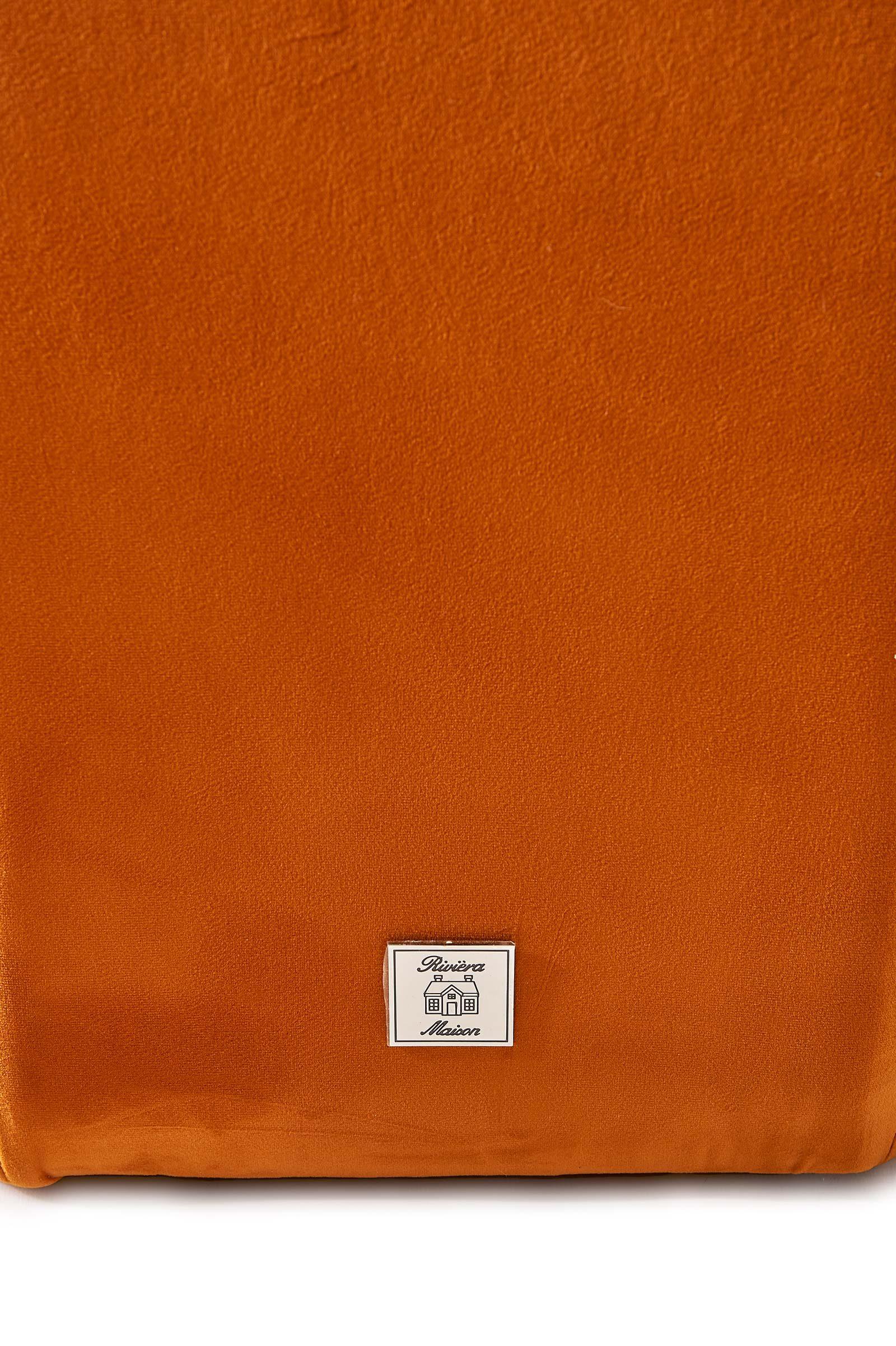 Riviera Maison pouf Parklane Pumpkin 4320002 3
