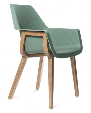 Riviera Maison dining chair Amsterdam City Soft Green 3959003 APE 1