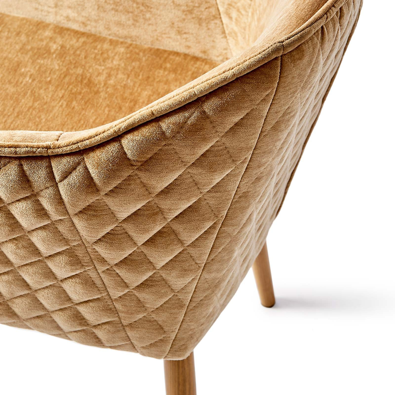 Riviera Maison armchair Megan Copper 4159006 4