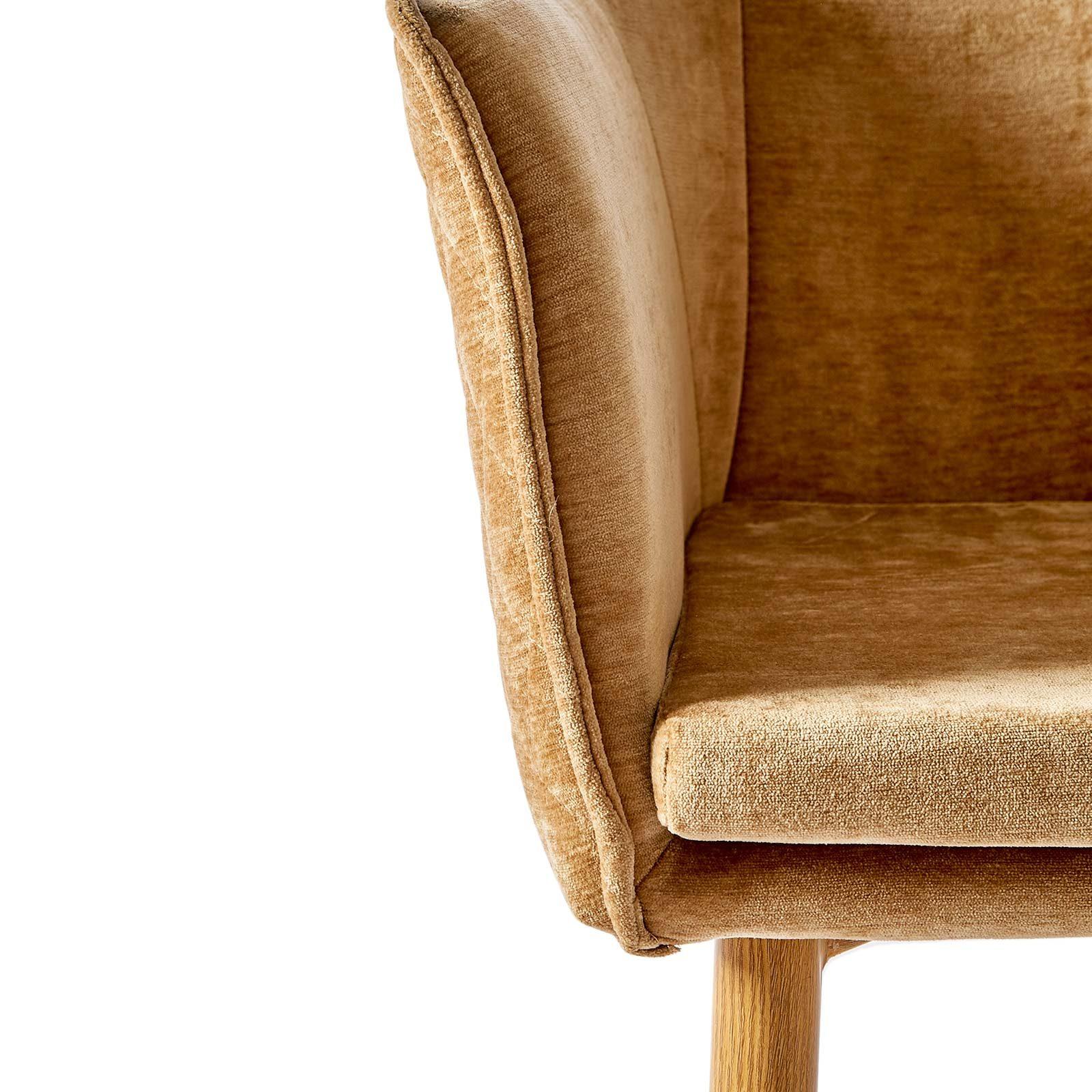 Riviera Maison armchair Megan Copper 4159006 5