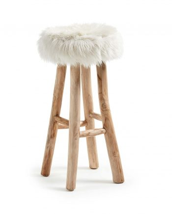 kitchen stool Casandra Sage 063J05 CA 1