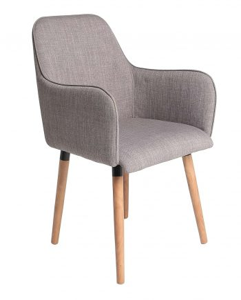 armchair Casandra Dalmatia 643 grey 1