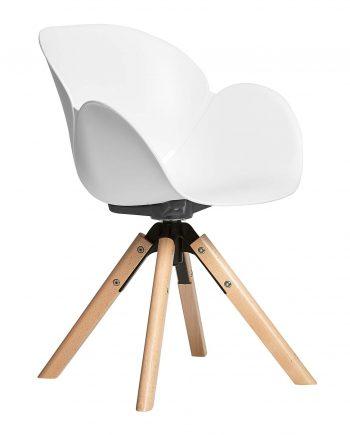armchair Casandra Mistral 384 white 1