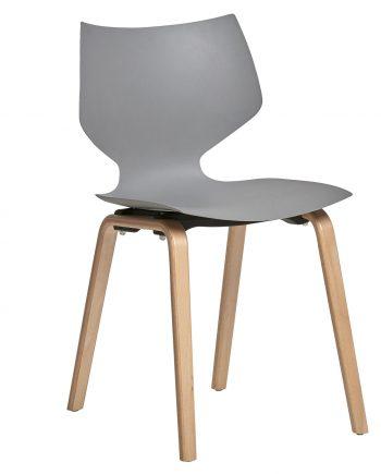 chair Casandra Barbara 964 purple grey 1
