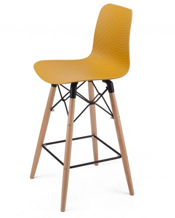chair Casandra Sonne 466 yellow 1