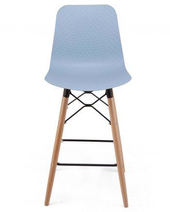 counter stool Casandra Sonne 981 light blue 1