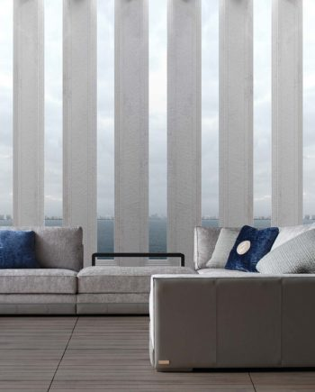Tecni Nova 1726 sofa gris interior