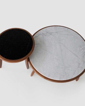 Tecni Nova 4208 mesa de centro marmol 22
